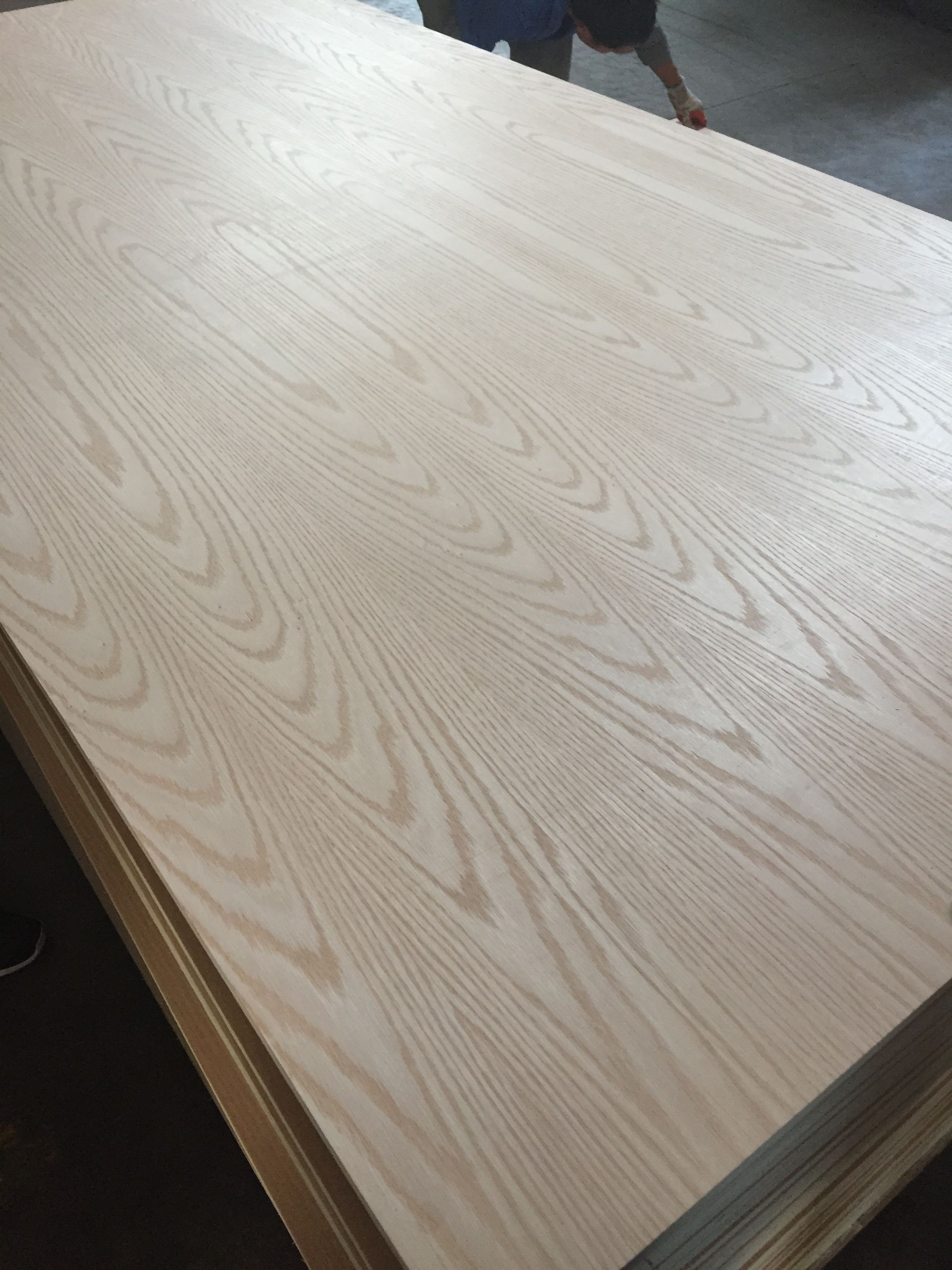 5mm Natural oak fancy plywood