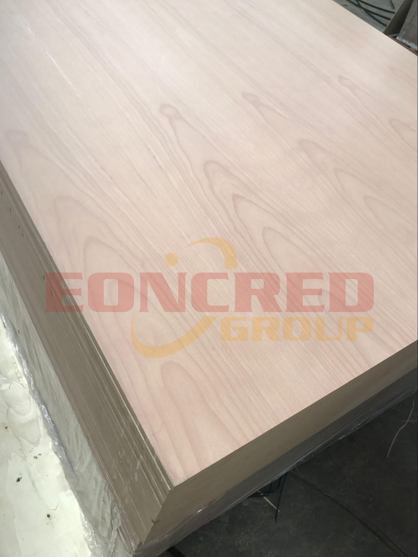 2A grade oak beech spalei veneered to middel east market